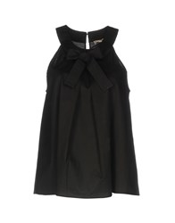 Scee By Twin Set Tops Black