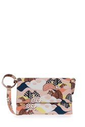 Paul And Joe Printed Mini Bag