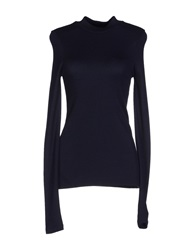 Only Turtlenecks Dark Blue