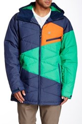 Dc Stage 15 Snow Jacket Blue