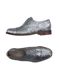 Mr Wolf Mr. Loafers Silver