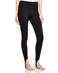 Aqua Ponte Stirrup Leggings