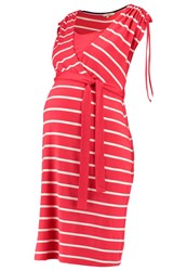 Noppies Jersey Dress Coral