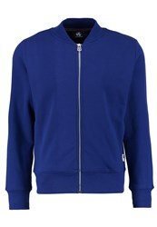 Paul Smith Ps By Bomber Bomber Jacket Blue Royal Blue