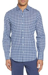 Zachary Prell Speer Regular Fit Sport Shirt Indigo