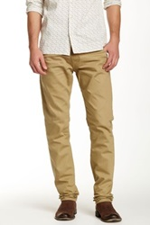 Diesel Krayver Slim Carrot L.32 Jean Yellow
