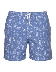 La Perla Swim Trunks Pastel Blue