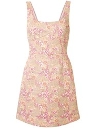 Rebecca Vallance Stella Floral Mini Dress 60