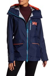 Helly Hansen Aurora Shell Jacket Blue
