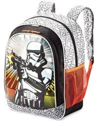 Star Wars Stormtrooper Backpack By American Tourister Star Wars Storm Trooper
