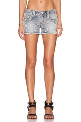 Rock Revival Amra Shorts H205