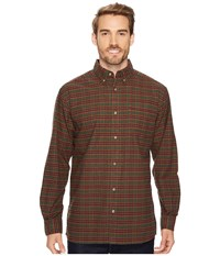 Mountain Khakis Downtown Flannel Shirt Mossy Clothing Green