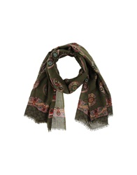 Camerucci Stoles Military Green