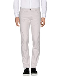 Trussardi Jeans Casual Pants Light Grey