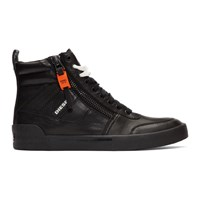 Diesel Black S Dvelows High Top Sneakers