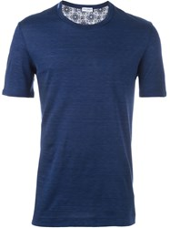 Dolce And Gabbana Underwear Pyjama T Shirt Blue