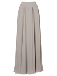 Jacques Vert Maxi Skirt Light Grey