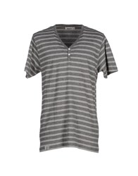 Wemoto Topwear T Shirts Men Grey
