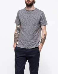 Native Youth Space Dye Curved Hem T