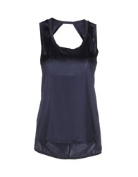 Cycle Topwear Tops Women Dark Blue