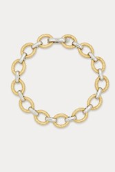 Chloe Wilson Necklace Silver Gold