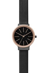 Skagen Women's Ancher Strap Watch 30Mm