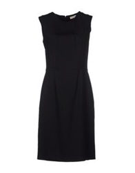 Roberto Collina Short Dresses Black