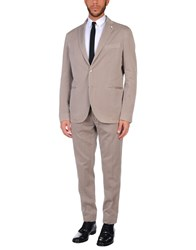 L.B.M. 1911 Suits Dove Grey