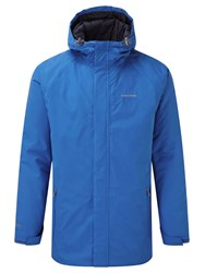 Craghoppers Men's Peers Waterproof Jacket Blue
