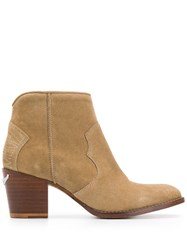 Zadig And Voltaire Molly Suede Ankle Boots 60