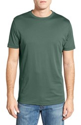 Robert Barakett Men's 'Georgia' Crewneck T Shirt Spring Forest