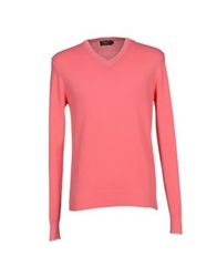 Hackett Sweaters Coral
