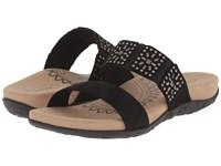 Aetrex Macy Black Women's Sandals