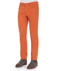 Ag Jeans Graduate Summerset Orange Sud Jeans