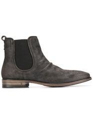 John Varvatos Elasticated Side Panel Boots 60