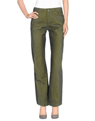 Levi's Red Tab Trousers Casual Trousers Women Light Green