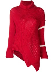 Preen Line Serenity Flared Sweater