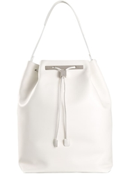 The Row '11' Drawstring Backpack