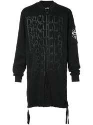 Haculla Shocked 2 Death Long Bomber Black