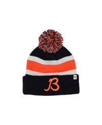 '47 Brand Chicago Bears Breakaway Knit Hat Navy