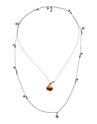 Twin Set Simona Barbieri Necklaces Red
