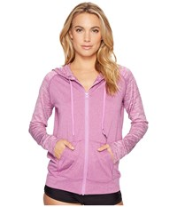Rip Curl Search Zip Hoodie Lilac Women's Swimwear Purple
