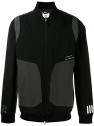 Adidas By White Mountaineering Varsity Jacket Black