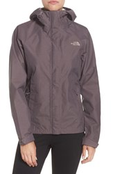 The North Face Women's 'Venture' Waterproof Jacket Rabbit Grey Heather