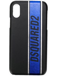 Dsquared2 Logo Iphone X Case Black