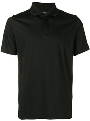 Z Zegna Regular Polo Shirt Black