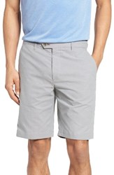 Ted Baker Men's London Evisho Cotton Shorts Light Grey
