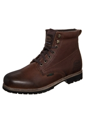 Dockers By Gerli Laceup Boots Brown