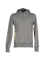 Reign Topwear Sweatshirts Men Grey