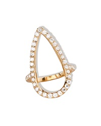 Fatale Diamond Crush Ring Lana